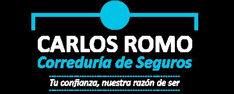 Correduría de Seguros Carlos Romo SL Logo